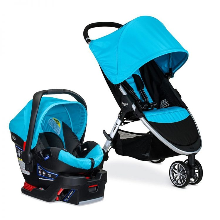 best travel system, best stroller with car seat, best infant car seat