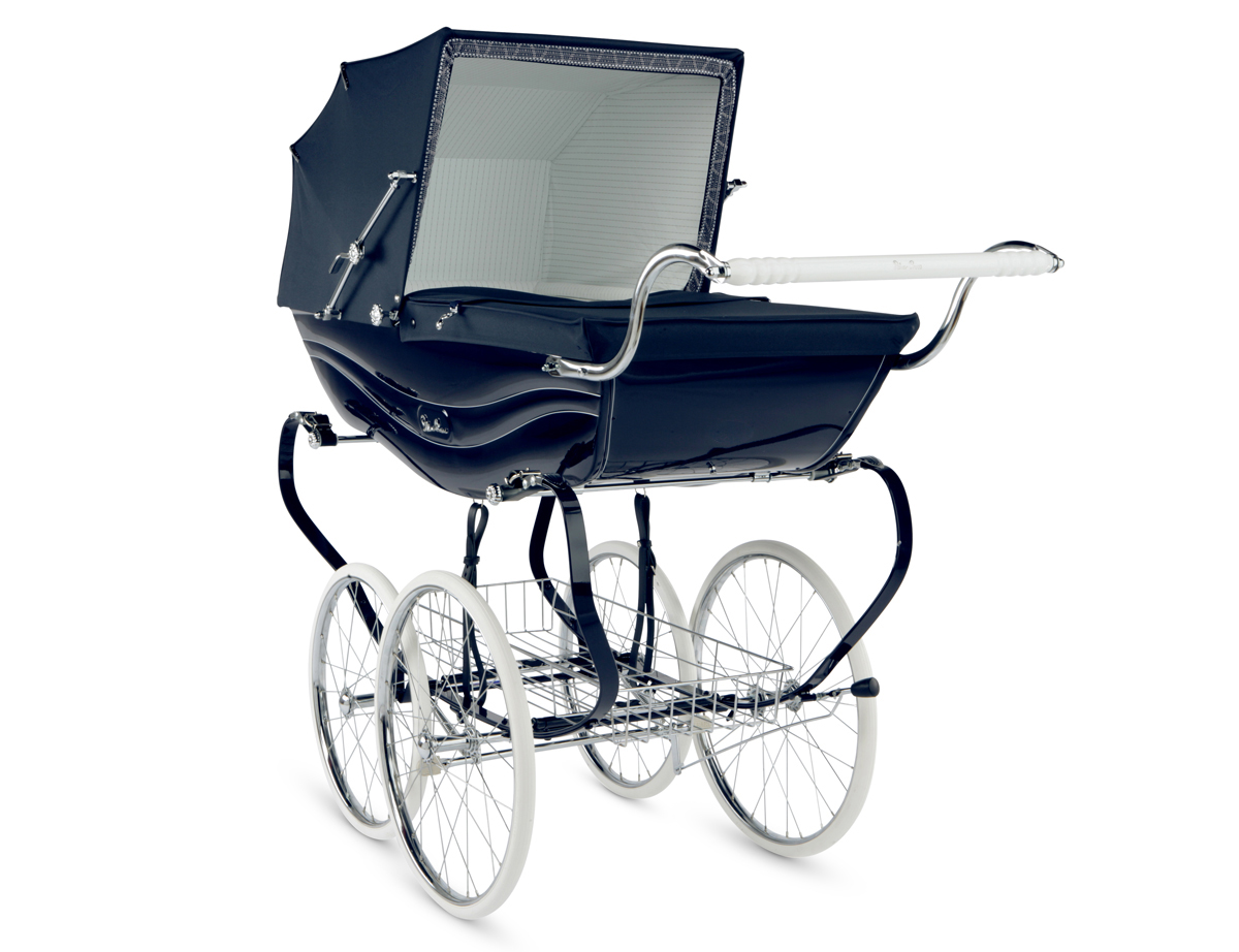 Silver Cross Balmoral Pram - one of the most luxurious and expensive prams