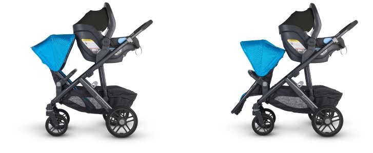 UPPAbaby Vista for multiples