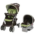Graco Comfy Cruiser Click Connect Travel System under $200