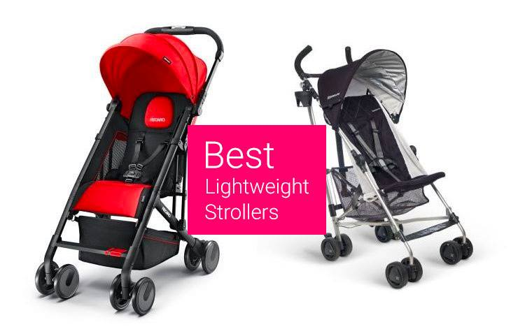 The best lightweight strollers