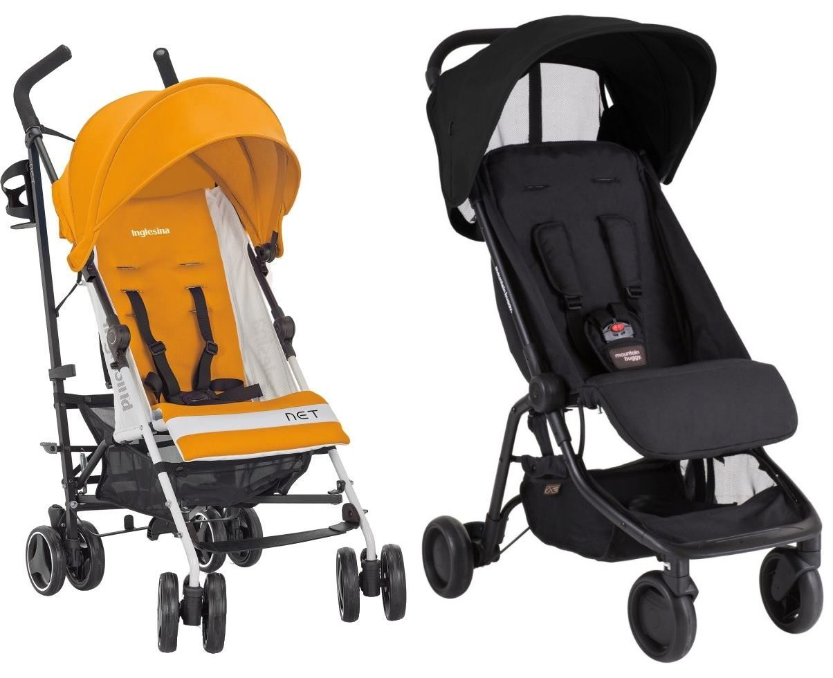 Inglesina Net vs Mountain Buggy Nano