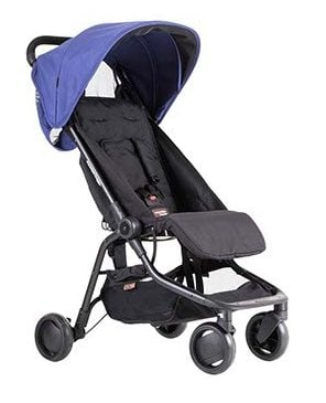 Mountain Buggy Nano best lightweight stroller