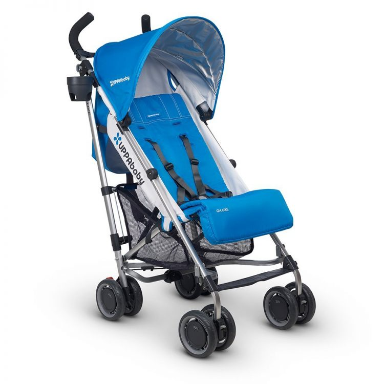 uppababy g-luxe review