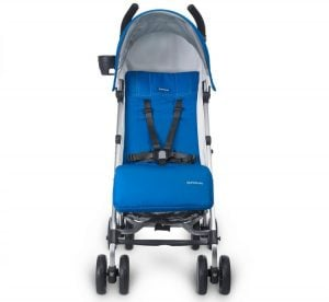 review of uppababy g-luxe stroller