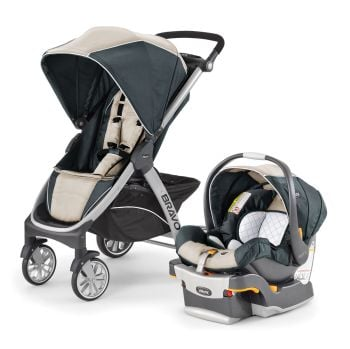 Chicco Bravo Trio Travel System review