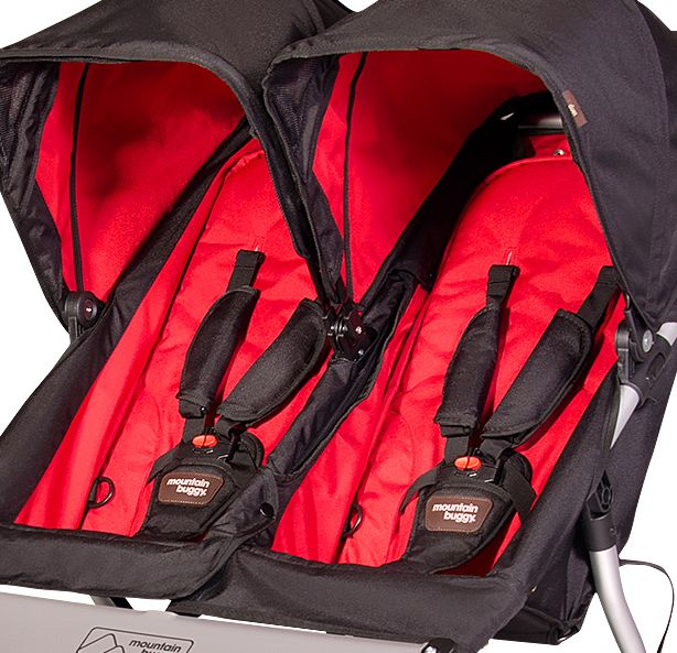 Mountain Buggy Duet 5-point harness