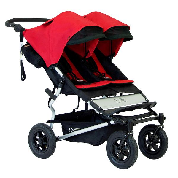 Mountain Buggy Duet Review
