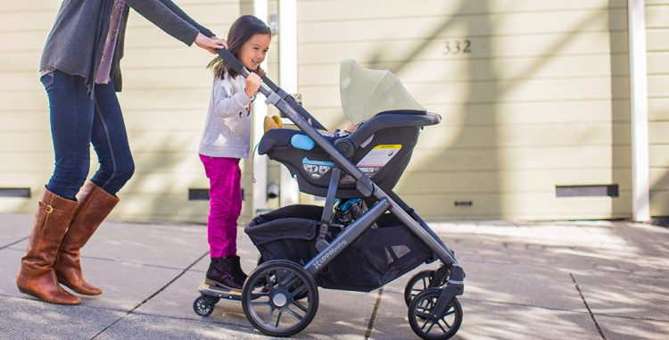 Uppababy Vista Review August 2017 By Zooey Barnett