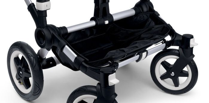 Bugaboo Donkey Twin - storage basket