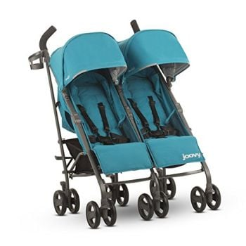 JOOVY Twin Groove Ultralight 2017 double lightweight strollers