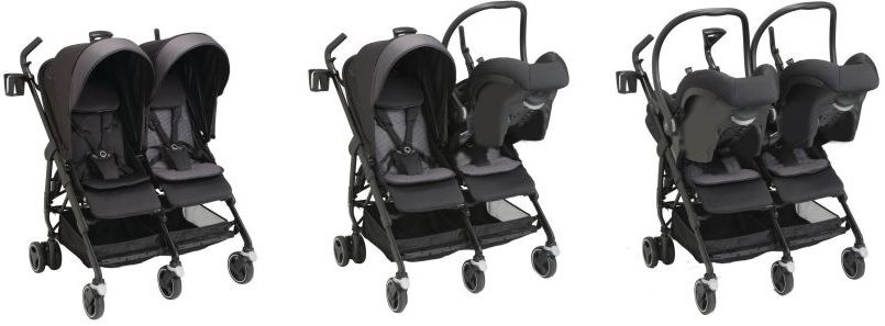 Maxi-Cosi Dana For2 - Best Strollers of 2017