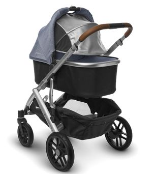 UPPAbaby Vista 2017 with bassinet - Best Strollers of 2017