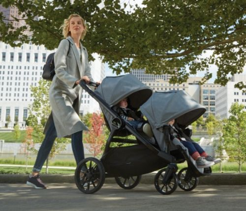 Baby Jogger City Select LUX 2017 double