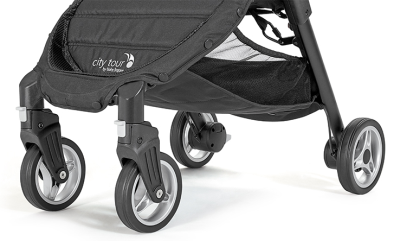 Baby Jogger City Tour wheels