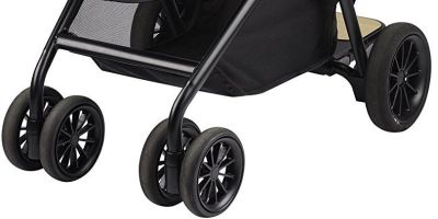 Wheels on Sibby Travel System Stroller