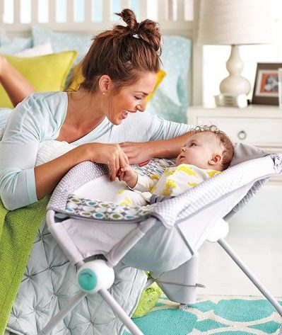 Fisher-Price Auto Rock 'n Play Sleeper for Baby