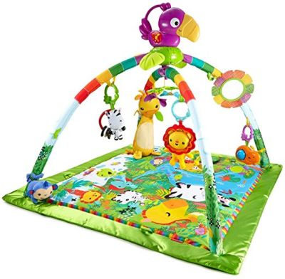 Fisher-Price Music and Lights Deluxe Gym