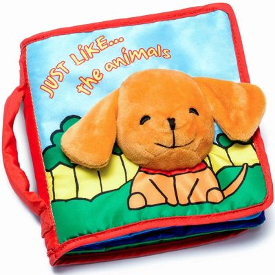 Our best soft book for babies from ToBeReadyForLife