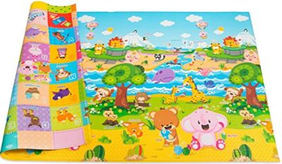 Pingko and Friends Baby Care Play Mat Foam Floor Gym