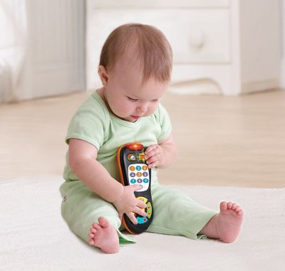 VTech Click and Count Remote for Baby
